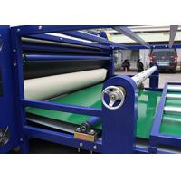 Wide Format Roll To Roll Heat Press Machine Calendar Sublimation Oil Press Machine