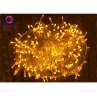 China 24V 100 Interior Decoration String Lights , 8 Modes Indoor String Lights UL588 on sale