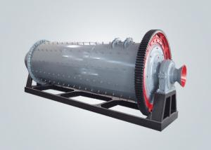 China 110kw Power Horizontal Ball Mill Machine With Large Application Range on sale