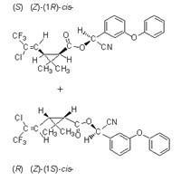 China Lambda-cyhalothrin 95% TC on sale