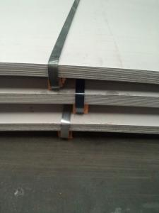 China Hot Rolled Stainless Steel Plate , Bright Annealed Stainless Steel Sheet 4 - 6 Feet Width on sale