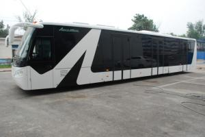 China Ramp Bus With Durable Service Lift Large Capacity Comfortable Seat on sale