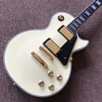 Guitar recording video appreciation custom mahogany black or cream lp custom electric guitar gold hardware