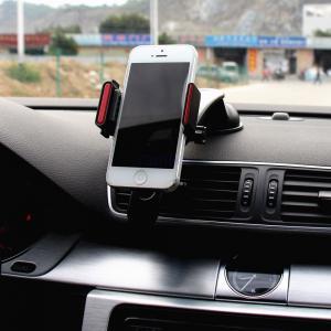 China Universal Smart Phone Samsung Car Phone Holder Windshiled Dashboard Car Mount on sale