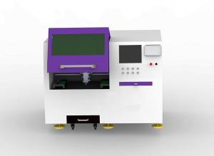 China High Precision Small Thin Sheet Metal Laser Cutting Machines Anti Corrosion Wear on sale