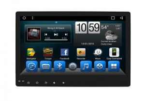 China Hilux Android Toyota Navigation System All In One 10 Inch Touch Screen on sale