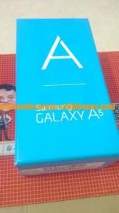 China 3G Wireless Dual Sim Cell Phones Quadband SM-A500FU / Samsung Galaxy A5 on sale