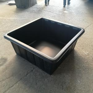 China 400L Durable Open Top Plastic Aquaculture tank made by food garde plastic supplier