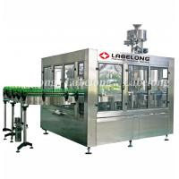 Factory Price Carbonated Water Bottling Machine For Glass Bottle