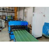Cold Joint Hidden Roof Making Machine 3 Ton 18mm Side Wall Thickness