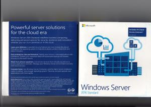 Quality Original Authentic Windows Server 2016 R2 Essentials Operating System Retail Box for sale
