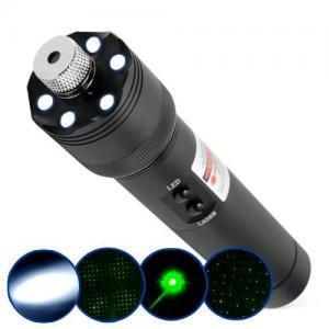 China puntero láser verde 200mw con los cigarrillos de la luz de la antorcha del LED on sale