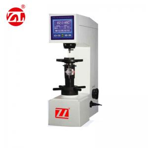 China Portable Used Rockwell Hardness Testing Machine With Large Screen Digital Display on sale