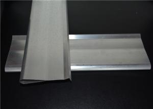 China Designable Metal Strip Ceiling Aluminum Ceiling Panels with Heat Insulation on sale