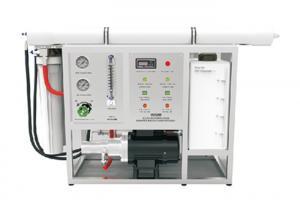 China Horizontal Seawater desalination equipment 15000GPD / Reverse Osmosis Plant on sale