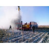 Most popular water well drilling rig machine , well digging equipment 400m depth
