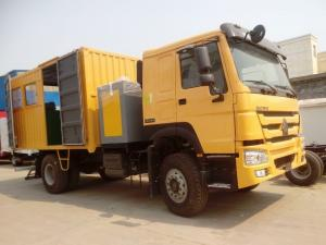 China 4 x 2 Maintenance  Vehicle With  Fixing and Rescuing  Tools,  Equipments on sale
