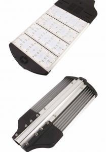 China Waterproof Outdoor Led Street Light 160W Dusty Black Housing LED Lamp on sale