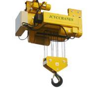 12 Ton Lifting Equipment / Monorail Single Girder Hoist For Warehouse
