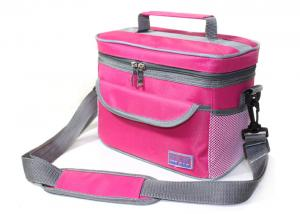 China Wholesale Cooler Bags High Quality 3 Layer Insulated Lunch Bag for Women on sale