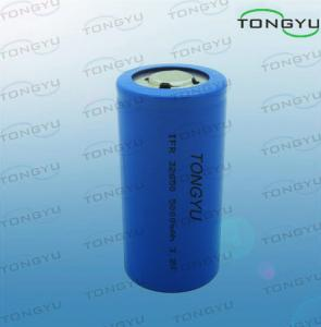 China 3.2V 5000mAh LiFePO4 Rechargeable Battery Lightweight For Solar Energy / Electric Vehicle on sale