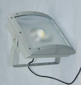 China IP65 Epistar Aluminium Alloy 70W / 80watt PIR LED Flood Light fixtures for bridge on sale