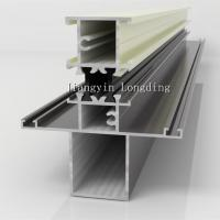 High-performance 6063-T5 aluminum profiles for windows and curtain wall