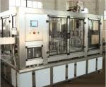SUS304 Material Water Bottle Filler Machine , 8000 Bottles Per Hour Water Filling Equipment