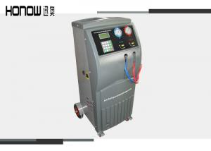China Danfoss Compressor Car AC Recovery Machine R134A Freon 97% Recovery Rate on sale