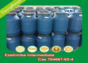 China Sitagliptin Phosphate Pharmaceutical Intermediates CAS 764667-65-4 on sale