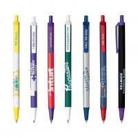 Beautiful design leather metal company logo promotional pen