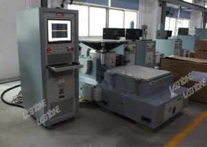 China 1 - 3000Hz Dynamic Vibration Bench Shaker For Accumulators Vibration Test Meet EN 50342-1 Standard on sale