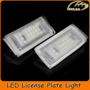 China [H02012] LED Number License Plate Light for BMW E46 4D on sale