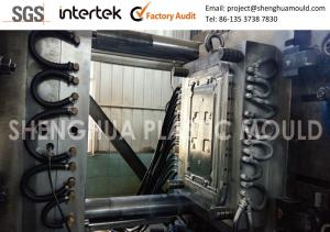 China China Large Plastic Part Injection Mold Maker for Automation Industry on sale