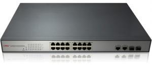 China Ancho de banda de memorización del interruptor 7.2Gbps de Ethernet del PoE con la dirección MAC 48bit on sale