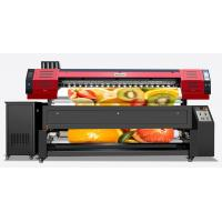 China Sublimation Printing Machine USB2.0 Interface With 2880 Nozzles 2 Heads on sale