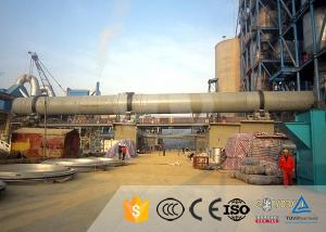 China High Precision Cement Production Line Rotary Kiln Furnace With YCT And ZSN Motor on sale