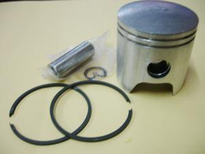 China MBK Scooter Parts High Silicon Aluminum Alloy Piston Kit on sale