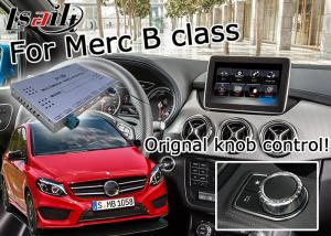 China Android Gps Car Navigation Box For Mercedes Benz  B Class ( Ntg 5.0 ) Mirrorlink on sale