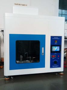 China LCD Display Glow Wire Test Apparatus For Electrical And Electronic Components on sale