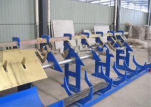 China Steel Bar Cutting Wire Rod Straightening Machine Adjustable Speed Traction Energy Saving on sale