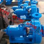 China BETTER Mission Magnum 3x2x13 Oilfield Centrifugal Sludge Pump Complete w/Mechanical Seal Blue Painting wholesale