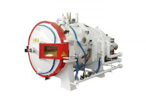 China 1320 ℃ Gas Quenching Vacuum Furnace , Heavy Weight Industrial Vacuum Furnace on sale