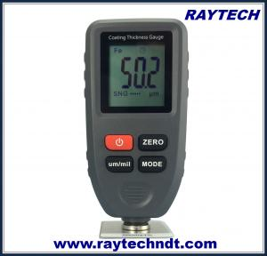 China Digital Portable Coating Thickness Gauge TG-9001, Painting Thickness Tester 0~1300um on sale