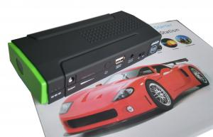 China Rechargeable Compact 12V Jump Starter 13600mAh For Charging Car / Mobile on sale