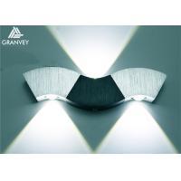 Warm White 3 Watts Wavy Wall Lights Interior For KTV Bar House Home Decoration