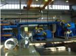 China Glasswool / Rock Wool Sandwich Panel Production Line EPS Board / roll Forming Machinery wholesale