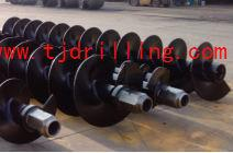 China CFA AUGER 600MM dia with auger start  for bauer BG24  DRILLING RIG FOR CONTINUOUS FLIGHT AUGER PILE on sale