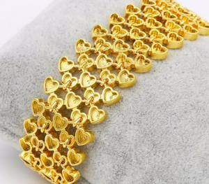 China imitation jewellery unique design heart shape on sale