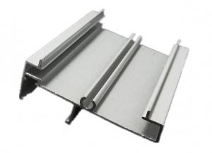 China 6063 Series Extruded Aluminum Window Profiles Sections For Glass Doors And Windows on sale